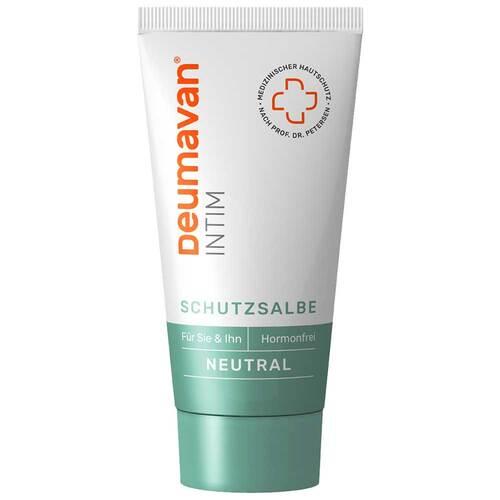 Deumavan Schutzsalbe neutral - 3