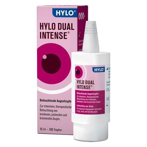 Hylo Dual intense Augentropfen - 1