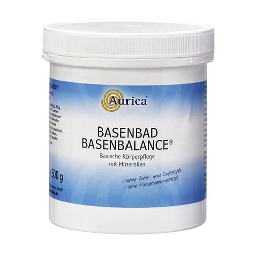 Basenbad Basenbalance - 1