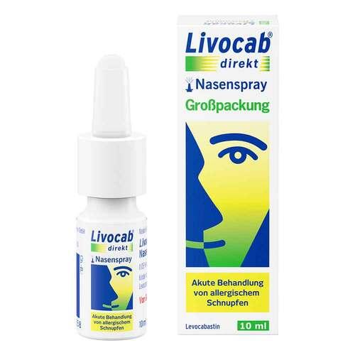 Livocab direkt Nasenspray - 1
