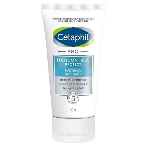 Cetaphil Pro Itch Control Protect Handcreme - 1