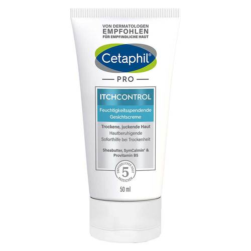 Cetaphil Pro Itch Control Gesichtscreme - 1
