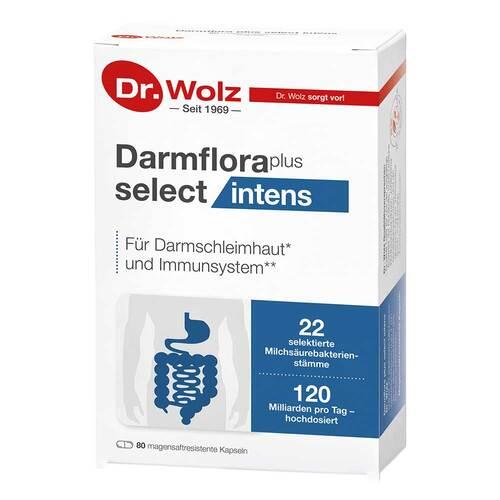 Darmflora plus select intens Kapseln - 1
