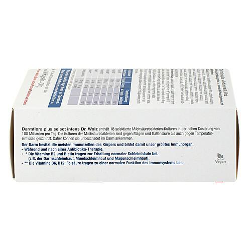 Darmflora plus select intens Kapseln - 4