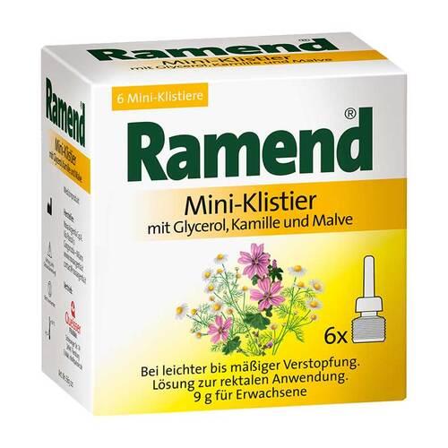 Ramend Mini-Klistier - 1