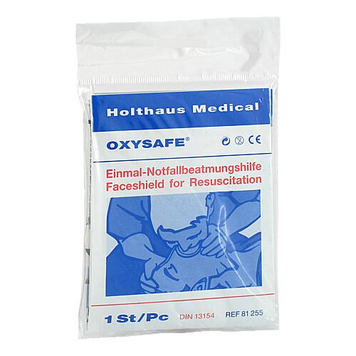 Beatmungstuch Oxysafe DIN 13154 - 1