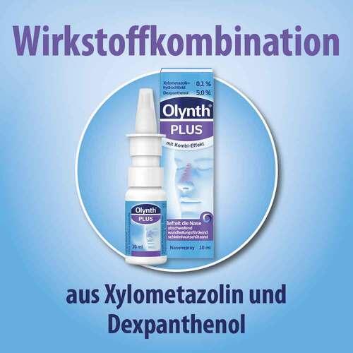 Olynth Plus 0,1% / 5% für Erwachsene Nasenspray ohne K. - 4