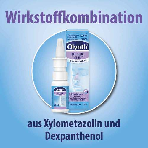 Olynth Plus Nasenspray für Kinder - 3