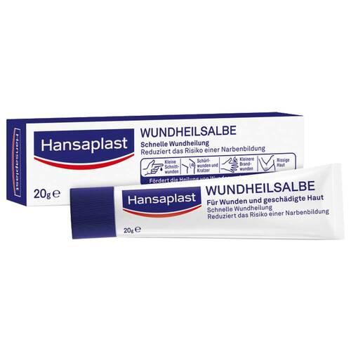 Hansaplast Wundheilsalbe - 1