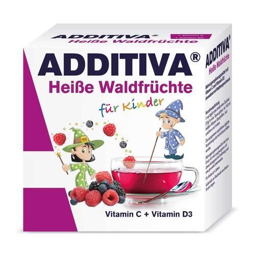 Additiva heiße Waldfrüchte Pulver - 1