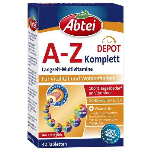 Abtei A-Z Komplett Tabletten - 1