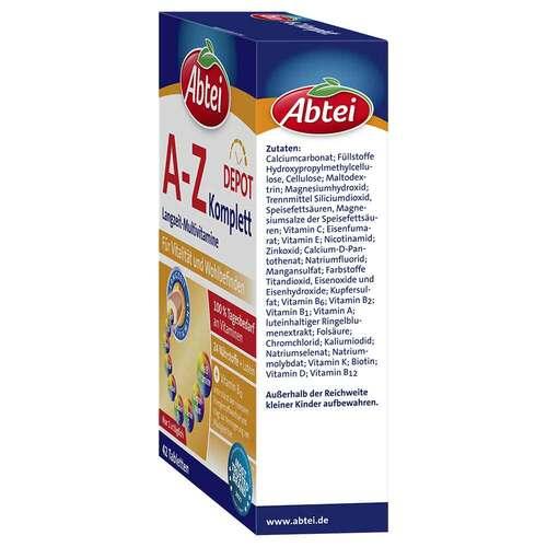 Abtei A-Z Komplett Tabletten - 4