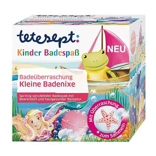 Tetesept Kinder Badespaß kleine Badenixe - 1