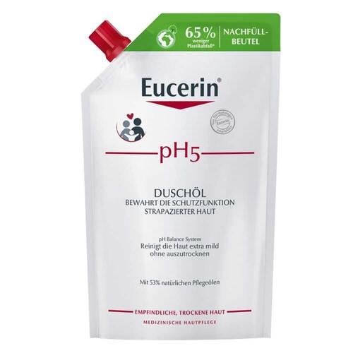 Eucerin pH5 Duschöl Nachfüll empfindliche Haut - 1