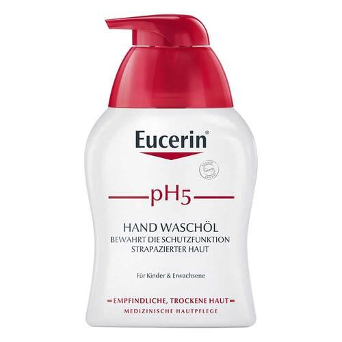 Eucerin pH5 Hand Wasch Öl empfindliche Haut - 1