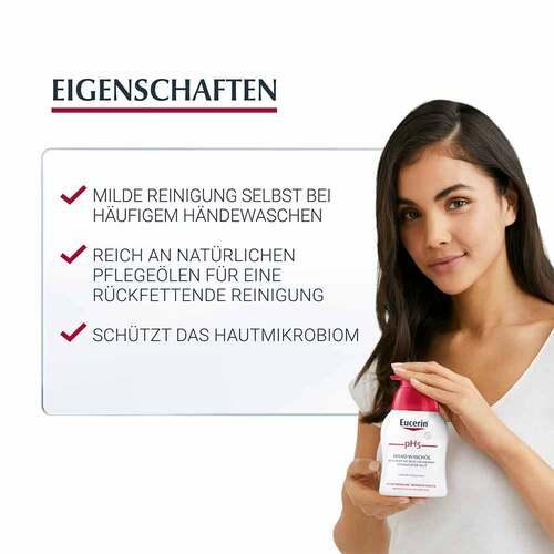 Eucerin pH5 Hand Wasch Öl empfindliche Haut - 2