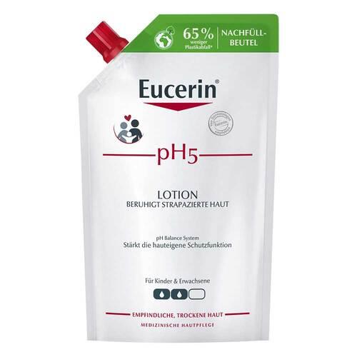 Eucerin pH5 Lotion Nachfüll empfindliche Haut - 1