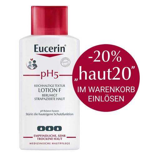Eucerin pH5 Lotion F empfindliche Haut - 1