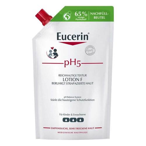 Eucerin pH5 Lotion F Nachfüll empfindliche Haut - 1