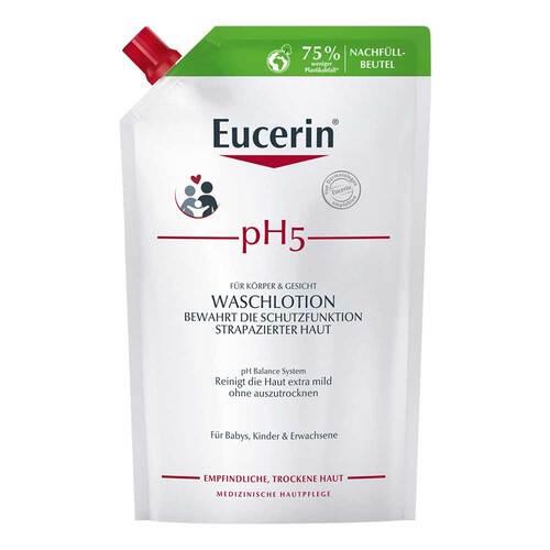 Eucerin pH5 Waschlotion Nachfüll empfindliche Haut - 1