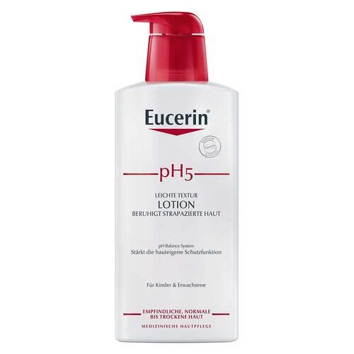 Eucerin pH5 leichte Lotion empfindliche Haut - 1