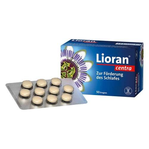 Lioran centra überzogene Tabletten - 1