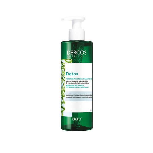 Vichy Dercos Nutrients Shampoo Detox - 1