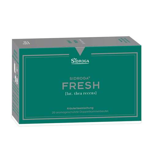 Sidroga Fresh Tee - 1