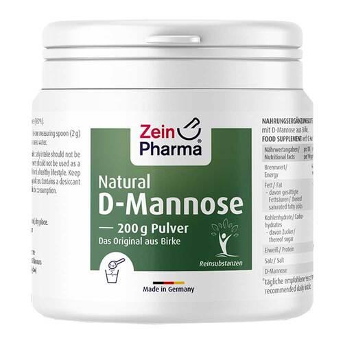 Natural D-Mannose aus Birke Zeinpharma Pulver - 1