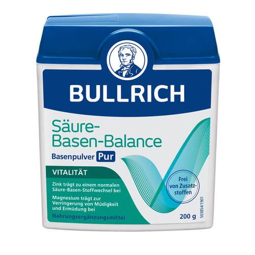 Bullrich Säure Basen Balance Basenpulver Pur - 1