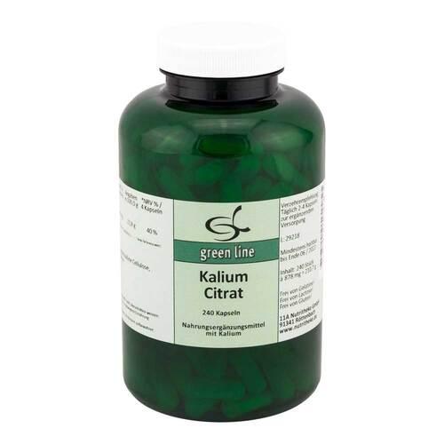 Kalium Citrat Kapseln - 1
