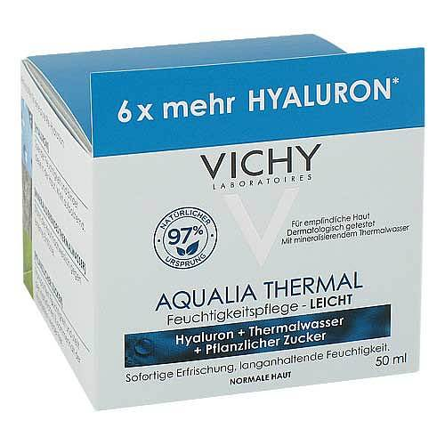 Vichy Aqualia Thermal leichte Creme - 1