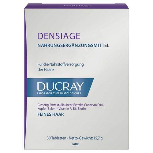 Ducray Densiage Nahrungsergänzungsmittel Tabletten - 1