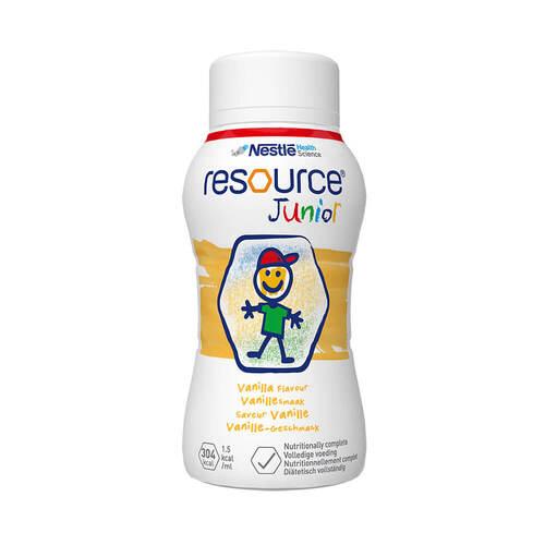 Resource Junior Vanille-Geschmack flüssig - 1