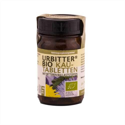Urbitter Bio Kautabletten - 1