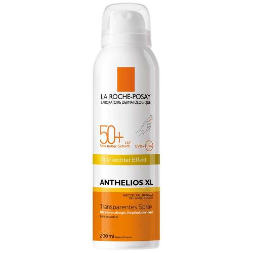 La Roche-Posay Anthelios XL LSF 50  transparent Spray - 1