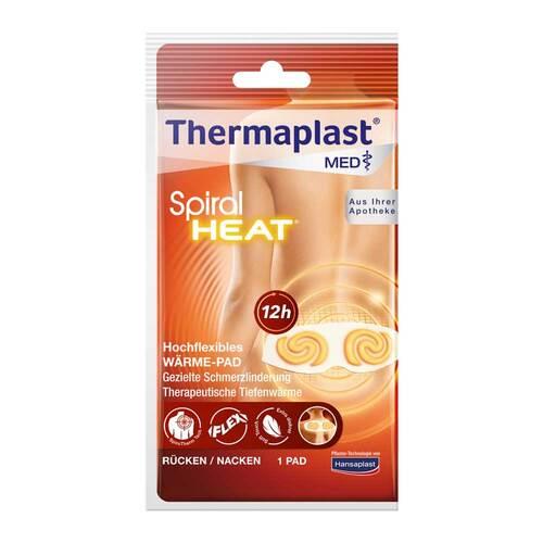 Thermaplast med Wärmepflaster Rücken / Nacken - 1
