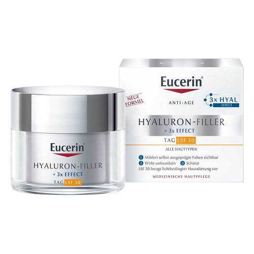 Eucerin Anti-Age Hyaluron-Filler Tag LSF 30 - 1