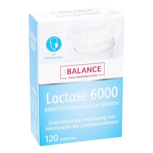 Gehe Balance Lactase 6.000 FCC Tabletten - 1