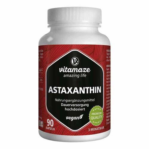 Astaxanthin 4 mg vegan Kapseln - 1