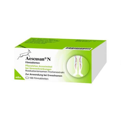 Aescusan N Filmtabletten - 1