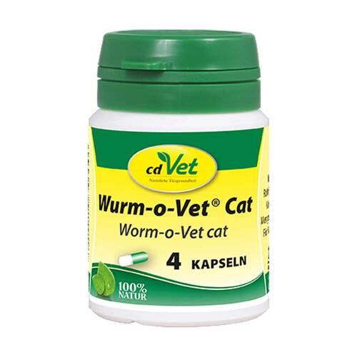 Wurm-o-Vet Cat Kapseln - 1