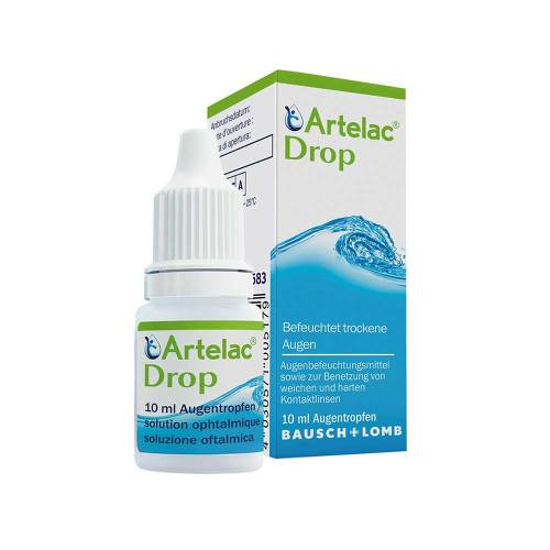 Artelac Drop Augentropfen - 1