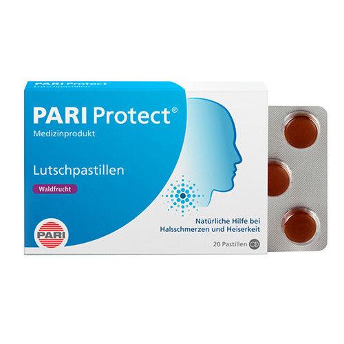Pari Protect Lutschpastillen - 1