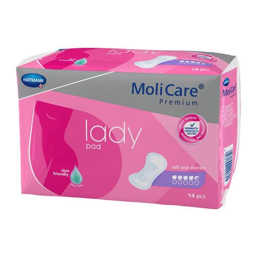 Molicare Premium lady pad 4,5 Tropfen - 1