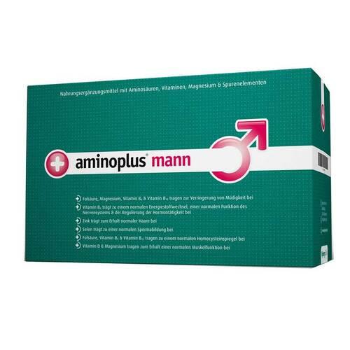Aminoplus mann Pulver - 1