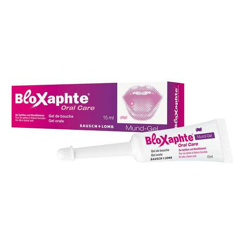 Bloxaphte Oral Care Mund-Gel - 1