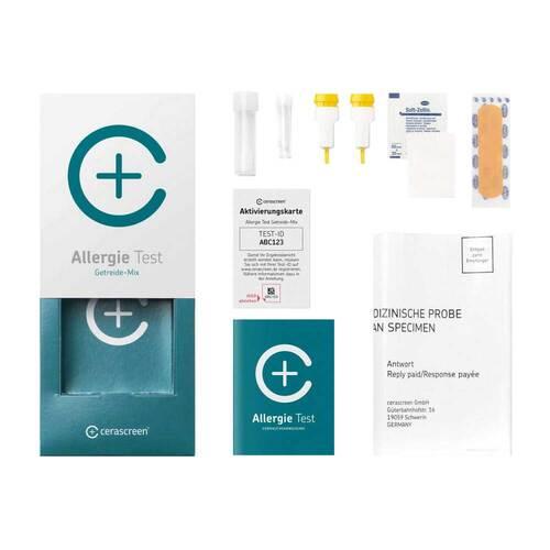 Cerascreen Allergie-Testkit Getreide-Mix - 2