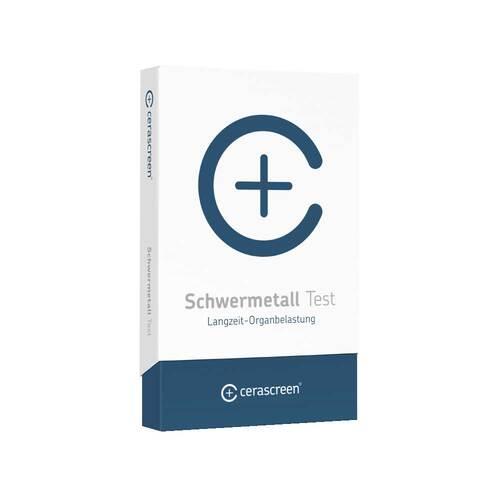 Cerascreen Schwermetall Test - 1