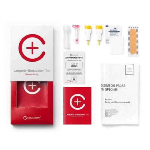 Cerascreen Langzeit-Blutzucker Test - 2